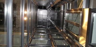 Hydraulische lift voor DSE Automatisering