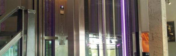 Bioscoop Cinemeerse uitgerust met panoramalift Qtrac