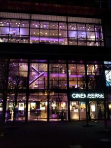 Cinemeerse bioscoop for Hoofddorp theater