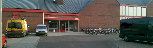 Project Sporthal De Kruisweide te Sevenum