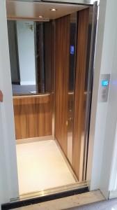 amaska lift interieur