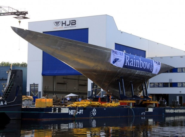 Goederenlift Holland Jachtbouw Zaandam