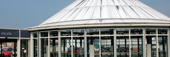 Maatwerklift Winkelcentrum Gansehof te Coevorden