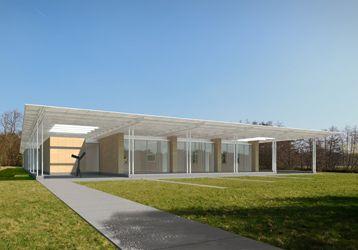 Nieuwbouw liften museum te Zuid-West Nederland