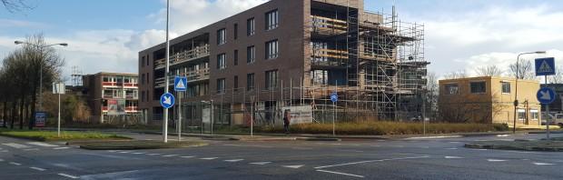 Project appartementen De Grote Waal te Hoorn
