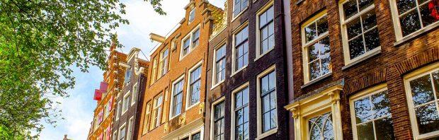 Project liftrenovatie aan de Keizersgracht te Amsterdam